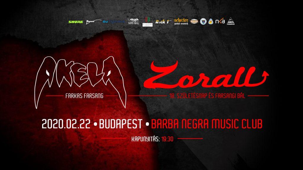zorall_akela_farsang_event